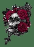 Gothic.Gothique.Skull.Red.Victoriabea