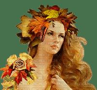 autumn woman femme automne