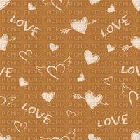 Love, Heart, Hearts, Brown, Deco, Background, Backgrounds - Jitter.Bug.Girl