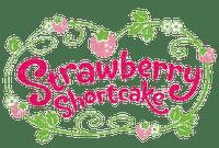 strawberry shortcake logo text