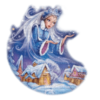 winter fairy hiver feerie