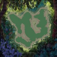 forest frame-- cadre forêt