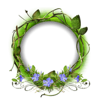 frame cadre rahmen  deco tube spring printemps frühling primavera весна wiosna  flower fleur blossom bloom blüte fleurs blumen circle branch leaves