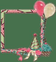 Kaz_Creations Deco Frames Frame Birthday