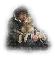 Kaz_Creations Man Homme Dog Pup Dogs
