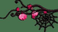 soave deco halloween pumpkin branch