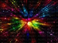 Fond-encre multicolor