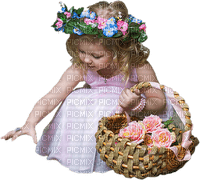 Kaz_Creations  Baby Enfant Child Girl Flowers
