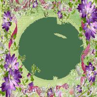 spring printemps flower fleur blossom fleurs blumen  tube frame cadre rahmen overlay