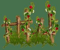 fence zaun strawberry deco spring printemps frühling primavera весна wiosna flower fleur blossom bloom blüte fleurs blumen garden jardin garten tube grass