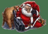 gothic christmas santa noel