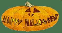 happy halloween pumpkin-pumpa