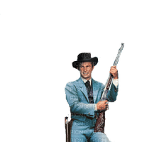 Cowboy ( Robert Conrad )