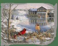 loly33 paysage hiver noel