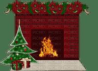 Kaz_Creations Christmas-Fire