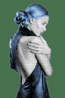 Woman Blue - Bogusia