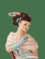 mujer vintage by EstrellaCristal