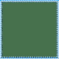 Summer Transparent Frame~Blue©Esme4eva2015