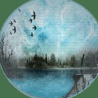 forest blue foret bleu
