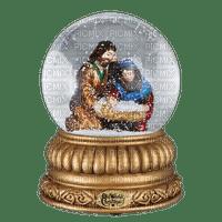 christmas noel snow globe