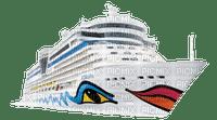 cruise ship  Bateau de croisière 🛳
