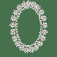 Frame, White, Pearls - Jitter.Bug.Girl
