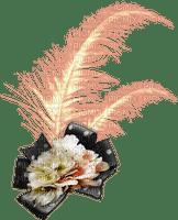 Kaz_Creations Deco Feathers Flowers