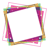frame colorful