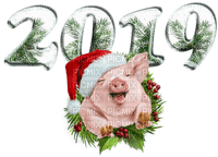 2019 text year of the pig