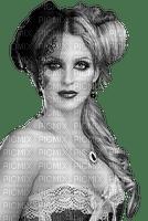 mujer blanco y negro by EstrellaCristal