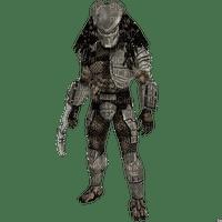 Alien-Prédator de face