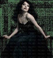 woman goth femme gothique