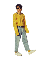 boy dolceluna 80's
