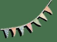 banderole anniversaire multicolore  panneau Smiraikun smkstan4