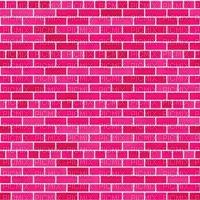 pink brick background