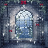 gothic window bg fenetre gothique fond