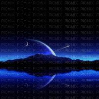Midnight background