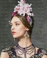 image encre couleur texture femme visage princesse mariage chapeau fleurs edited by me