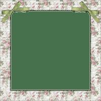 vintage flower frame cadre fleur