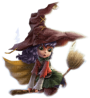 witch sorcière halloween