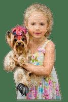 minou-child-girl-dog-bambino-ragazza-cane-enfant-fille-chien--barn-flicka-hund