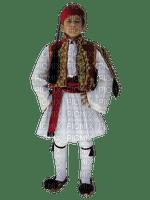 Greek traditional Kid's costume