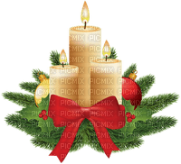 3.advent candles deco avent bougie