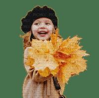 child autumn  enfant automne