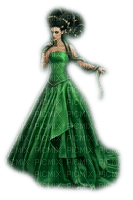 Woman Green Snake - Bogusia