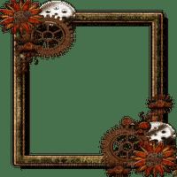 steampunk frame cadre