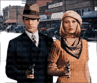bonnie and clyde gangster