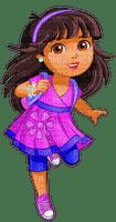 image encre bon anniversaire couleur effet Dora dessin edited by me