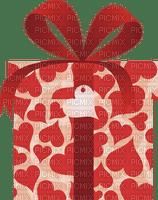 Cadeau Saint Valentin coeur rouge Debutante