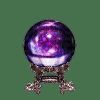 Crystal Ball.Blue.Purple